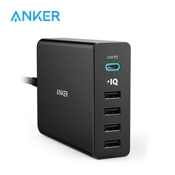 Anker PowerPort 5PORT PD 充電座